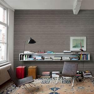 Moderne Tapeten 2015 : moderne vliestapeten mit subtilem glanz neue kollektionen von omexco ~ Watch28wear.com Haus und Dekorationen