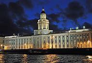 St. Petersburg Russia Landmarks