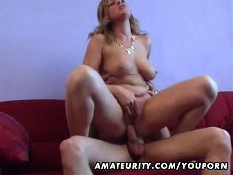 Busty Amateur Milf Anal Hardcore With Cumshot Free Porn