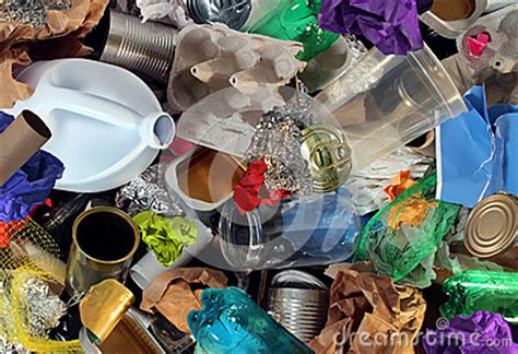 recycling garbage royalty  stock photo image