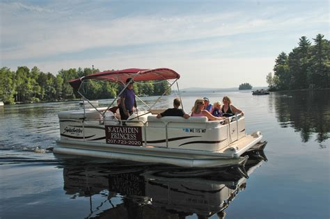 Pontoon Boats In Maine by Maine Pontoon Boat Tours And Sunset Tours