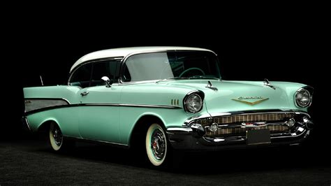 57 Chevy Bel Air Wallpaper by 57 Chevy Wallpapers 62 Background Pictures
