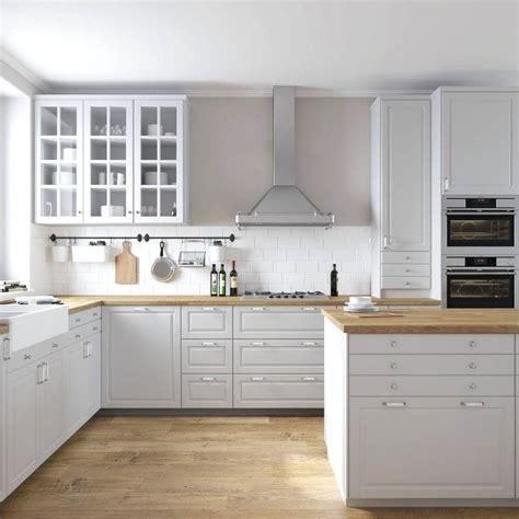 ikea grey kitchen cabinets ikea bodbyn grey kitchen cabinets home decor