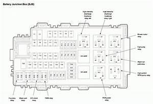 2009 Ford Explorer Fuse Box Diagram  U2013 Vehiclepad