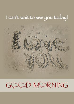 good morning love heart  beach  good morning