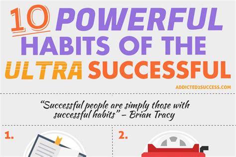 10 Habits Of Successful Entrepreneurs Brandongaillecom