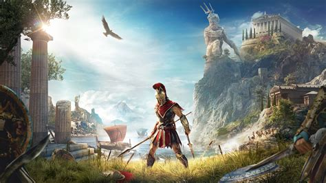 assassins creed odyssey   hd games  wallpapers