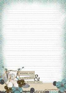 17 images about lined decorative paper on pinterest With decorative letter writing paper