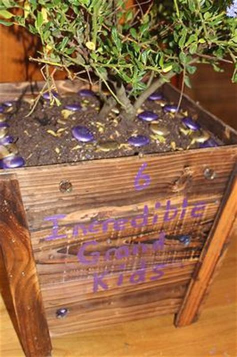 homemade birthday gifts  mom personalized potted lilac