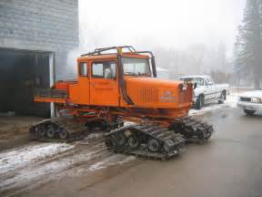 sno cat your next commuter vehicle the armoured tucker sno cat