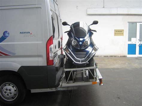 porte moto ou porte scooter