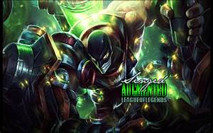 Augmented Singed by Rockincola on DeviantArt