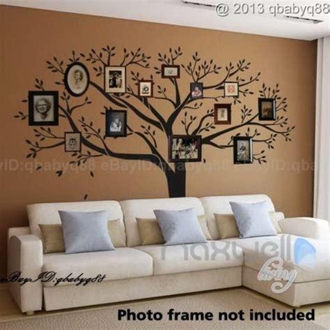 Family Tree Vinyl Wall Decal  Popular Family Tree Wall