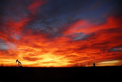 West Texas Sunset Bishop Decker Photography