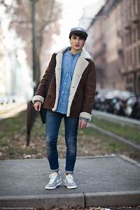 mens Stockholm street style streetstyle lammy jeans nike ...