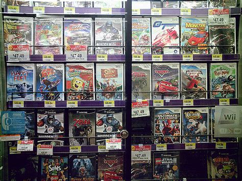 Video games | Clean Wal-Mart | Flickr