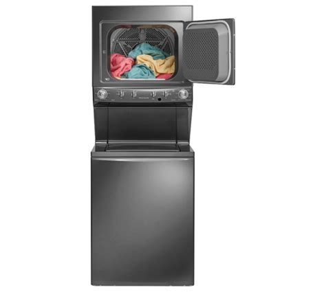 Frigidaire Electric Washer/Dryer High Efficiency Laundry