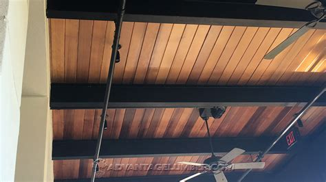 Wood Ceiling Planks ? Custom Tongue & Groove Ceiling Planks