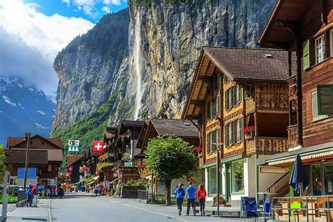 13 Of The Most Beautiful Places In Switzerland Revealed