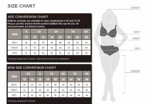 Addition Elle Bra Size Chart Addition Elle Deals Sales For Canada Save Extra 50