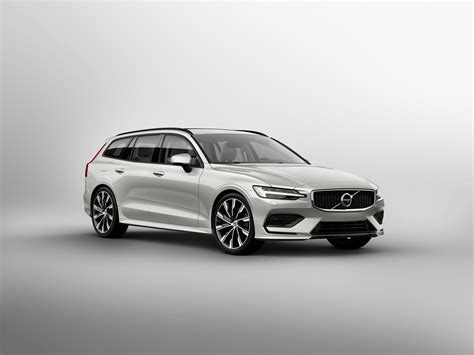 Volvo Phev 2019 by 2019 Volvo V60 Officially Unveiled Wagon Gets Two