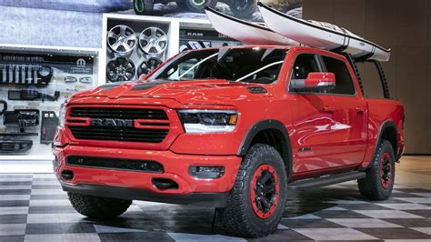 New Trucks 2019 by Mopar Unveils New Line Of Accessories For 2019 Ram 1500