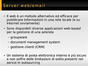 una rete aziendale con linux With document management system local