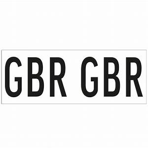 vinyl transfer sail national letters gbr 40mm at hobby With vinyl transfer letters