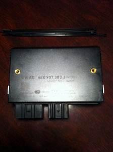 Audi A4 B8 Towbar Wiring Diagram