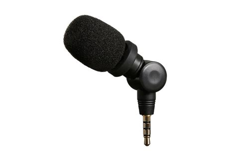 Professional Trrs Microphone For Iphone, Ipad