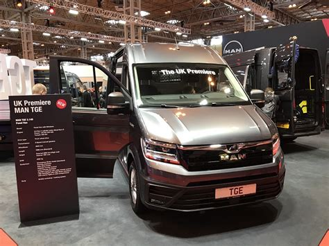crafter clone  man tge business vans