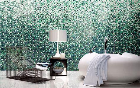mosaikfliesen fuer bad kueche und wohnzimmer schoener wohnen