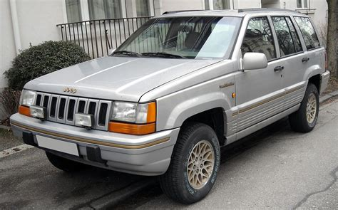 Find used jeep grand cherokee s near you by entering your zip code and seeing the best matches in your area. Jeep Grand Cherokee - Wikipedia, wolna encyklopedia