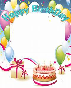 Free Happy Birthday Frame Download - newsoftonlineapps ...