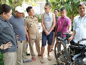 53 Year Old Dutch Tourist Arrested in Siem Reap For Taking ...