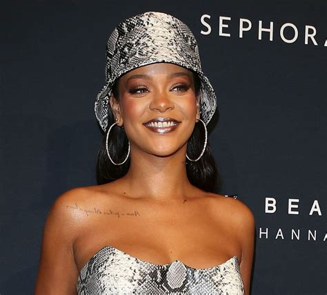 Rihanna reveals she's moved to London – and fans are going ...