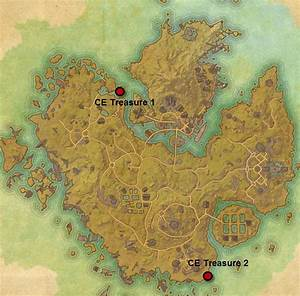 Grahtwood Ce Treasure Map My blog