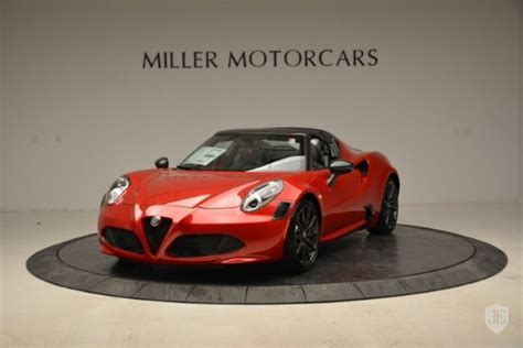 2018 Alfa Romeo 4c In Greenwich, United States For Sale On