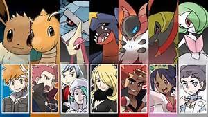 Pokemon - All Champion Battle Themes V3 - YouTube