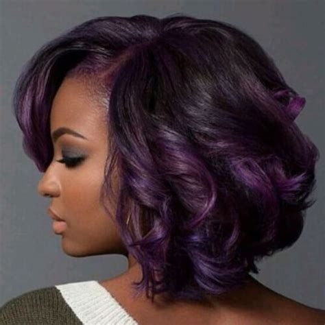 Color Hairstyles For Black Hair by 50 Sensational Bob Hairstyles For Black Hair
