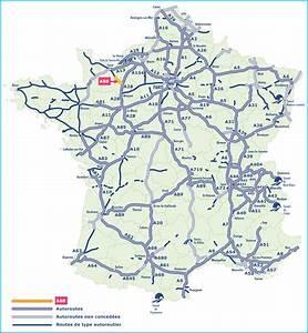 Reseau Autoroute France : comment se rendre en france news roads ~ Medecine-chirurgie-esthetiques.com Avis de Voitures