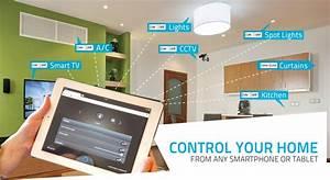 Smart Home Control : turn your home into a high tech penthouse building a smart home from scratch ~ Watch28wear.com Haus und Dekorationen