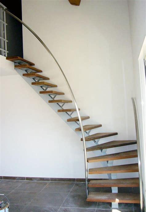escalier limon central acier escalier limon central acier marseille 13 aix en provence istres