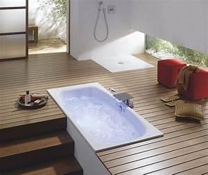 Baignoire A Bulle : baignoire des baignoires baln o sp cial d tente c t maison ~ Melissatoandfro.com Idées de Décoration