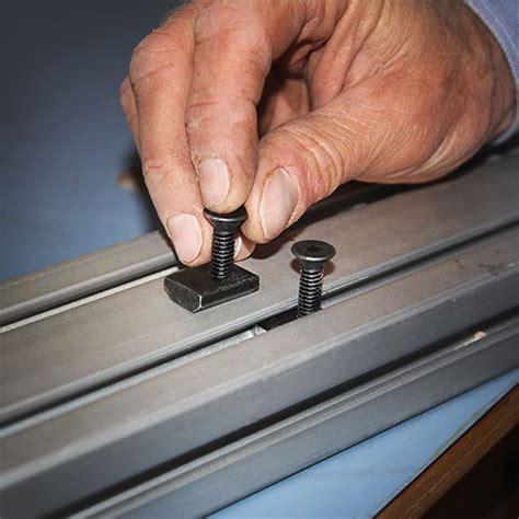 nuts aluminum extrusion verysupercool tools