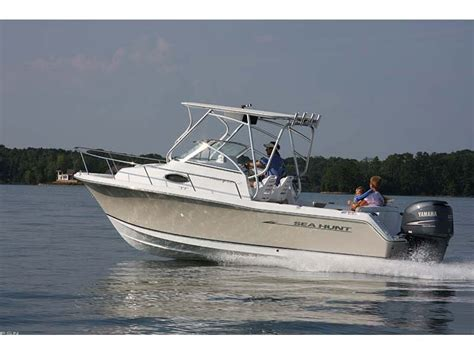 Sea Hunt Victory Boats For Sale by Sea Hunt 225 Victory Boats For Sale