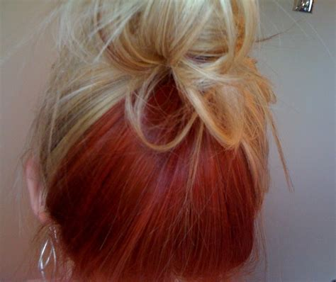 On Top And Underneath Hairstyles by Lovely Dalliances Hair Freak 5 Years Worth Of Hairstyles