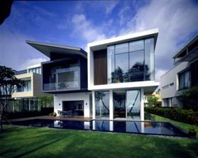 architect house plans modern house at small area in sentosa cove digsdigs