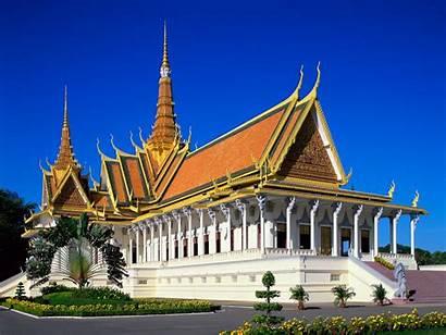 Palace Cambodia Royal Wallpapers