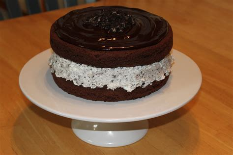 Chocolate Covered Oreo Cookie Cake Recipe Kraft Recipes
